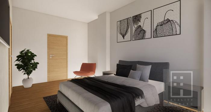 Reality Zazmluvnené 2-izb. apartmánový byt G 02.1 Nové bývanie Martin-Priekopa