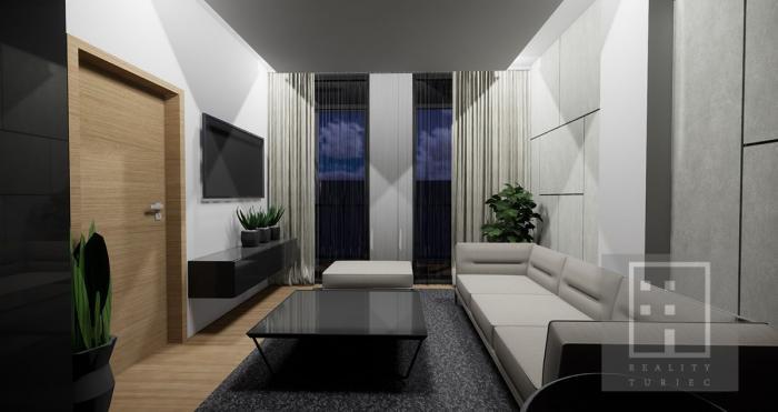 Reality Zazmluvnené 2-izb. apartmánový byt H 02.1. Nové bývanie Priekopa