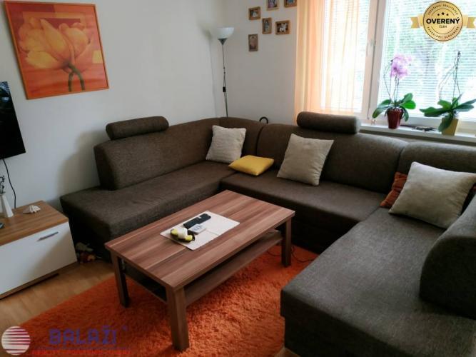 Reality MARTIN-Košúty 2, 3 izbový byt , aj záhradná chatka a záhrada