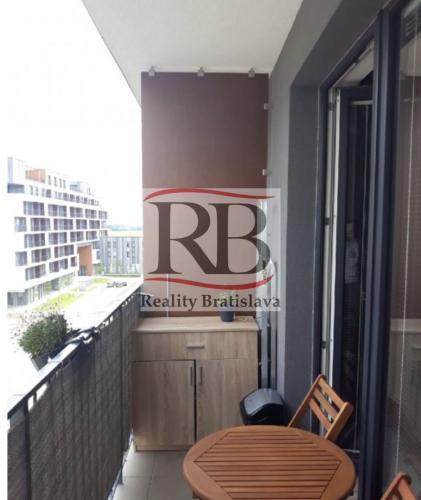 Reality 1-izbový byt v novostavbe Slnečnice