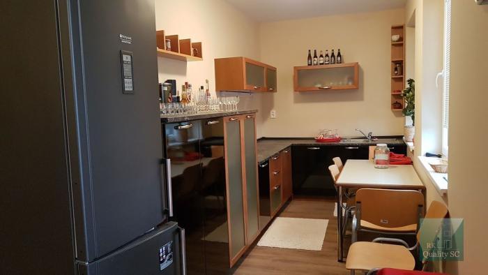 Reality SENEC - NA PRENÁJOM – novostavba zariadený 3 izb. byt Hrubá Borša s veľkou terasou pri golfov