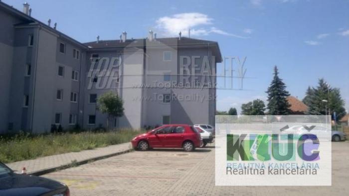 Reality RK Kľúč - parkovacie miesto - T.Vansovej