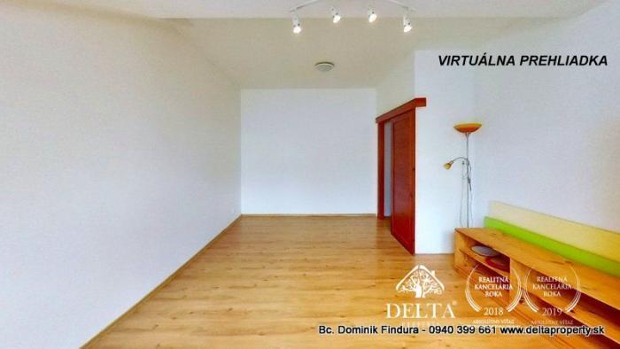 Reality 2-izbový byt na predaj Poprad - Starý Juh - VIRTUÁLNA PREHLIADKA
