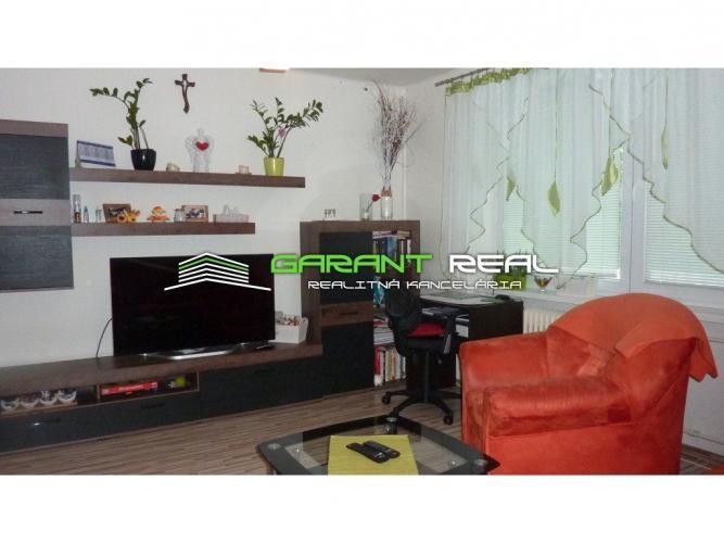 Reality GARANT REAL - predaj 2 izbový byt, 56 m2, ulica Obrancov mieru, Prešov