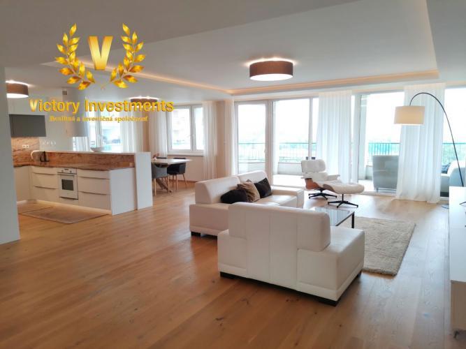 Reality Predaj luxusného 4i bytu s 30 m2 terasou, Belveder, Banská Bystrica