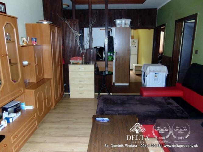 Reality DELTA - 3-izbový byt na predaj Poprad - Starý Juh