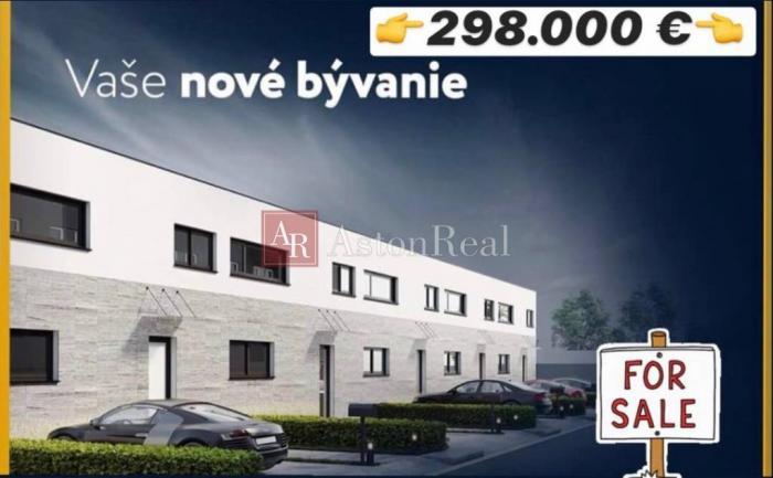 Reality NOVOSTAVBA: 5-izbový mezonetový byt +60 m2 terasa +3 parkovacie miesta