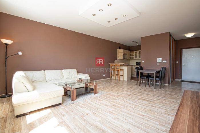 Reality HERRYS – Na prenájom 2 izbový byt s parkovacím miestom v novostavbe Koloseo