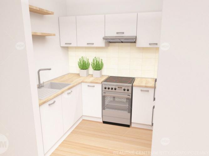 Reality Na predaj 2 izbový byt, Žilina - Širšie centrum, Cena: 89404€