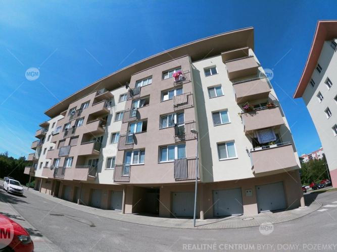 Reality Garsónka 25 m2, Žilina - Vlčince (komplex KASTOR)