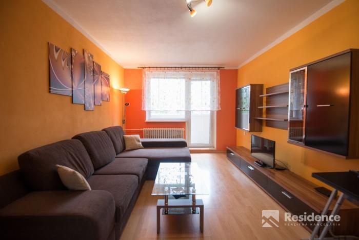 Reality 1 izbový byt na prenájom v centre mesta Liptovský Mikuláš
