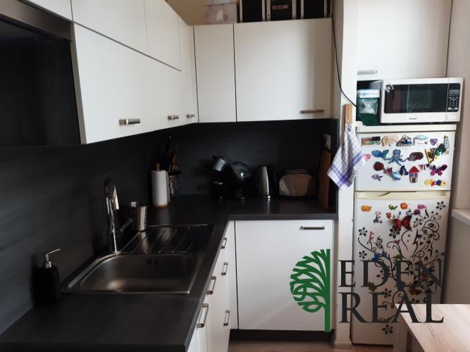 Reality 1-izbový byt v tichej lokalite na začiatku Petržalky