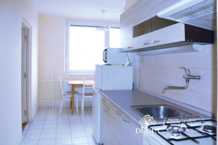 Reality DELTA |  Prenájom 2-izbový byt Rezedova