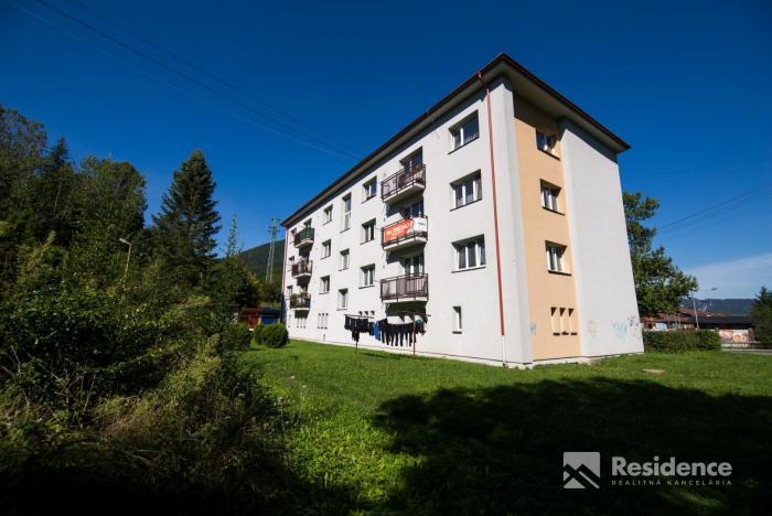 Reality REZERVOVANÉ 3 izbový byt na predaj, Ružomberok - Hrabovská cesta