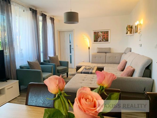 Reality REZERVOVANÉ: 3- izbový byt na Bakossovej 81,10 m2 + parkovacie miesto