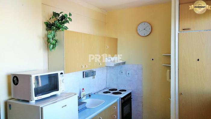 Reality Príjemný 1i byt, zariadený, Martinčeková, Ružinov