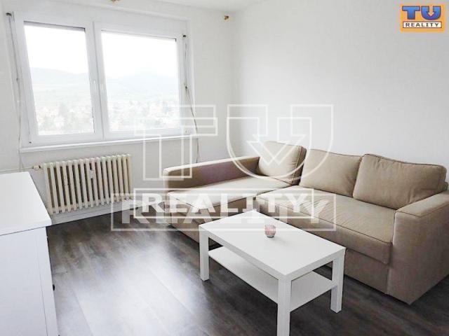 Reality GARZÓNKA NA PREDAJ, PREROBENÁ, 30 m2 TRENČÍN, CENA: 59 980,00 EUR