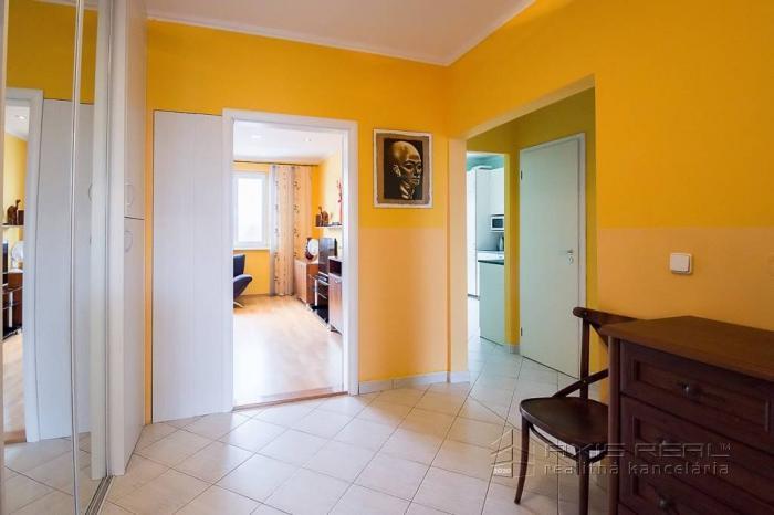 Reality AXIS REAL:: 3-izb. byt, DIGITAL PARK, BA V. Petržalka, Černyševského