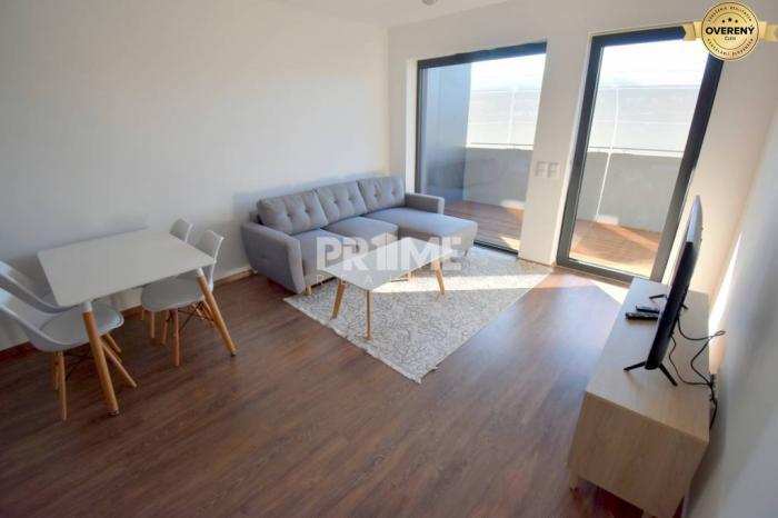 Reality Bývajte prvý 2i byt, novostavba, balkón, parking, Tehelné Pole