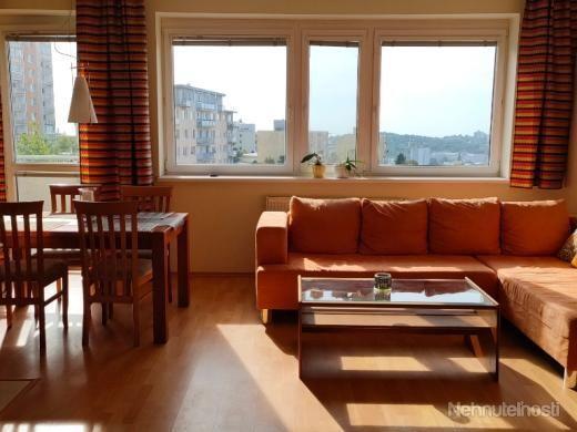 Reality Prenájom pekný 3 izbový byt v novostavbe, ulica Klenova, zariadený,  Kramáre Nové Mesto BA III
