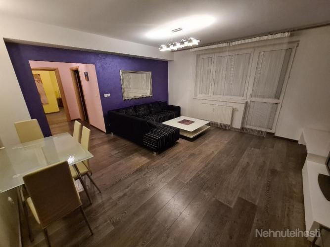 Reality Prenájom 3 izbový byt v novostavbe ulica Rusovská cesta, zariadený, Petržalka, 2 balkóny, gar