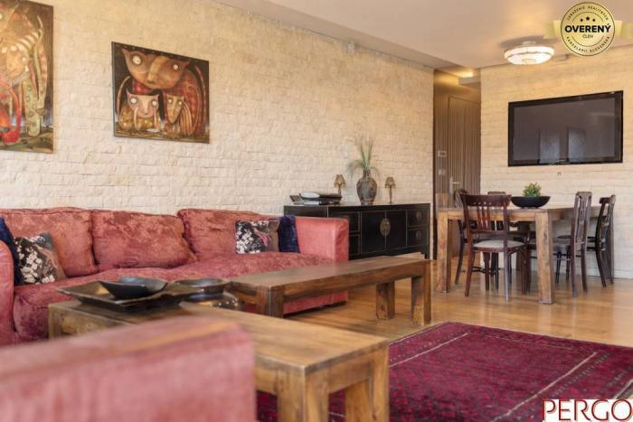 Reality Exkluzívny 3-izbový byt  v bytovom komplexe Rozadol