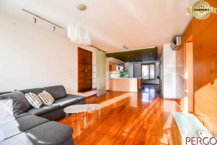 Reality Nadštandardný 3-izbový byt v komplexe Rozadol