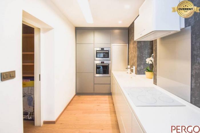 Reality Moderný 3-izbový byt so zelenou terasou na Fraňa Kráľa