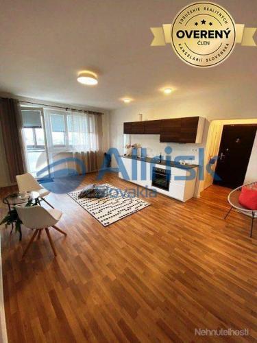 Reality Kompletne Novo Zrekonštruovaný 1, 5 izb. byt s lodžiou - Pavla Horova