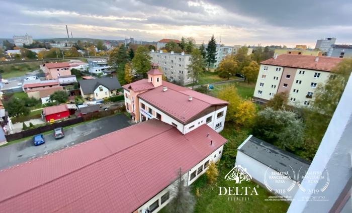 Reality Predaj 3 izbový byt v centre mesta Poprad