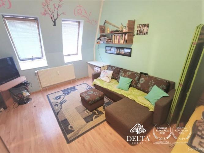 Reality Veľký 1-izb.byt s loggiou Banská Bystrica predaj