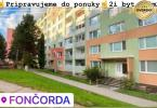 Reality Pripravujeme do ponuky: 2i byt bez loggie, 54 m2, 5. poschodie, Tulská