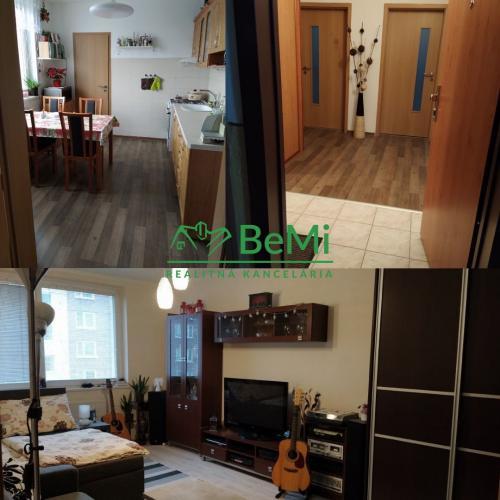 Reality 3 - izbový veľkometrážny byt Nitra - Čermáň,Potravinárska ul. ID 221-113-MIGa