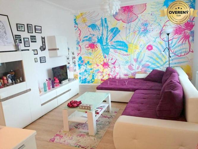 Reality Pekný 1,5i byt, rekonštrukcia, balkón, Priemyselná ulica, Nivy