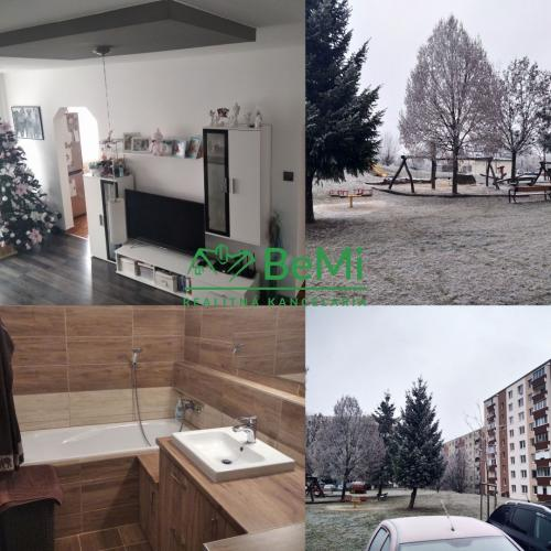 Reality Veľkometrážny 3 -izbový byt(84 m2) ,Nitra - Klokočina,Škultétyho ul. ID 222-113-MIGa