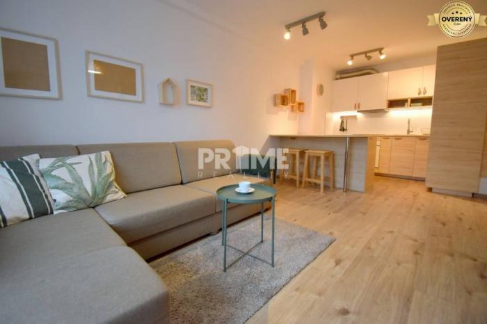 Reality ŠTÝLOVÝ 2i byt, novostavba, BALKÓN, parking, Paričková ulica, NIVY