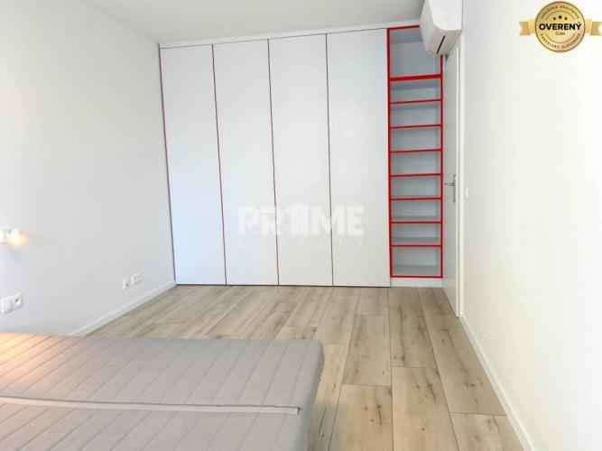 Reality Štýlový 2i byt, novostavba, balkón, klíma, výhľad, Jarabinková ulica