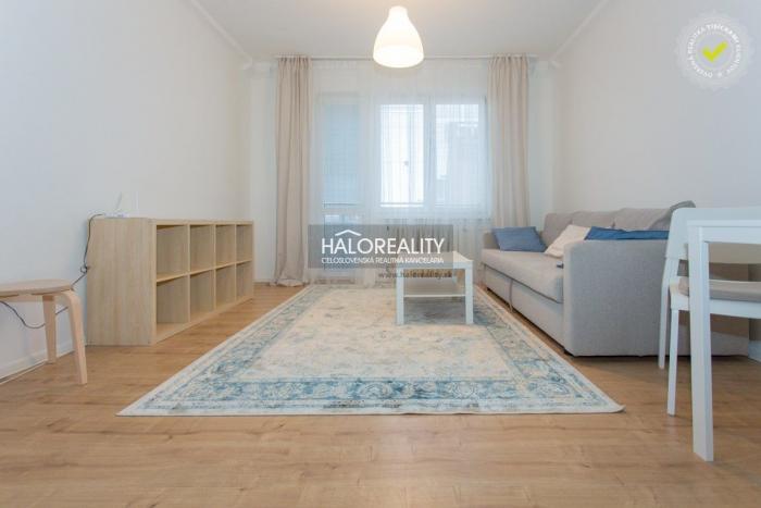 Reality Prenájom, dvojizbový byt Bratislava Nové Mesto, Riazanská - EXKLUZÍVNE HALO REALITY