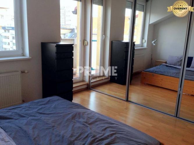 Reality Pekný 2i byt, rekonštrukcia, parking, klíma, loggia, Žilinská ulica