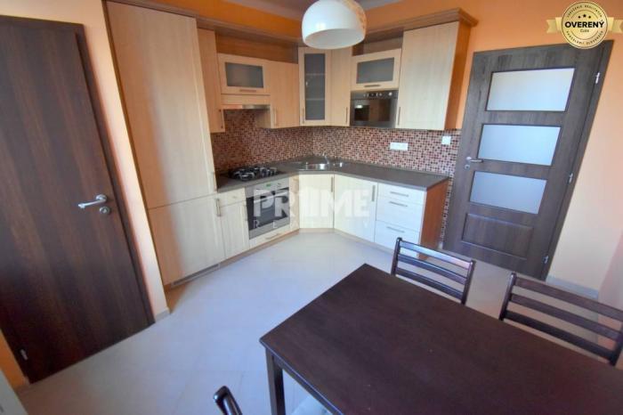 Reality Pekný 2i byt, centrum, balkón, tichá oblasť, Tabaková ulica