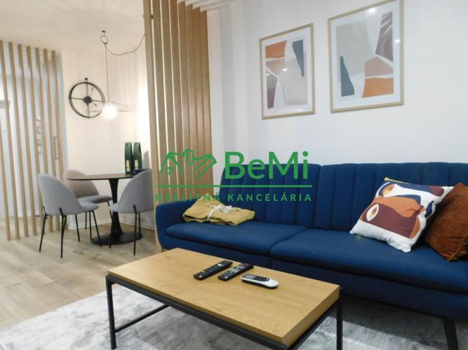 Reality Luxusný 1,5 izbový byt na prenájom, Košice - Juh (001-212-ANB)