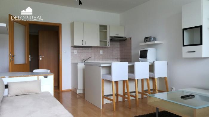 Reality Pod lesom v novostavbe na prenájom 1 izbový byt