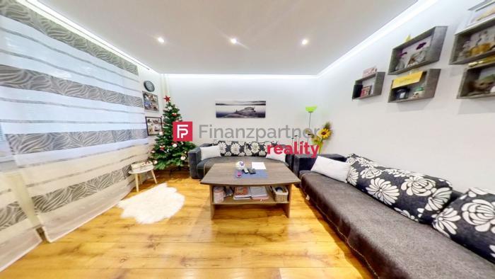 Reality 3D-Video Na predaj 3-izbový byt, po kompletnej rekonštrukcii v meste Trebišov (F017-113MADa)