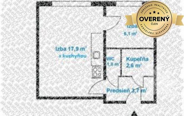 Reality Ponúkame na predaj 1,5i byt, Bratislava IV, Dúbravka, Drobného