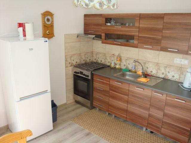 Reality Krásny zrekonštruovaný a zariadený 1i byt v Brezne