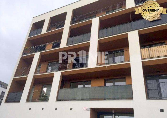 Reality Pekný 2i byte, novostavba, terasa, parking, Žltá ulica, Slnečnice