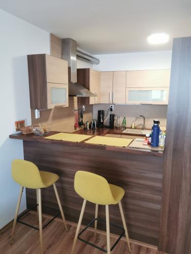 Reality Novostavba veľký  2-izbový byt o výmere 75m2 v BA Ružinov ul. Tomášikova
