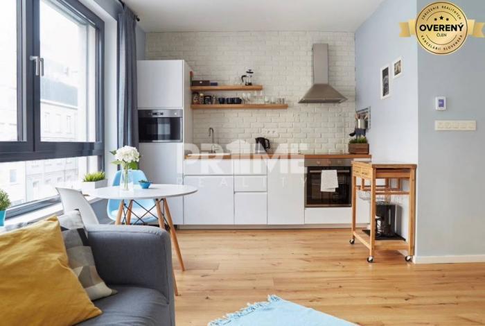 Reality Štýlový apartmán, novostavba, stropné chladenie, Blumentál,Mýtna ulica