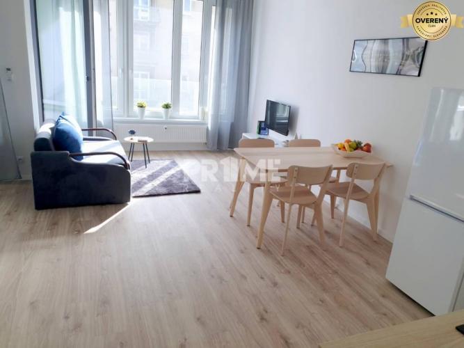 Reality Bývajte ako prvý 1,5i byt, novostavba PREMIÉRE, parking, Šancová ul.