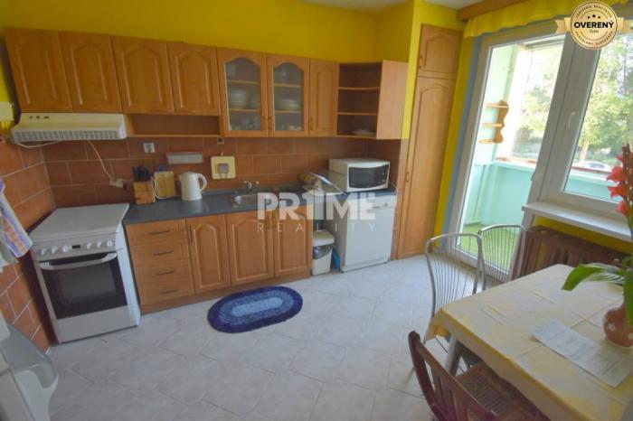 Reality SUPER CENA !!!, Pekný 3i byt, dog friendly, balkón, garáž,Kapicová ul.
